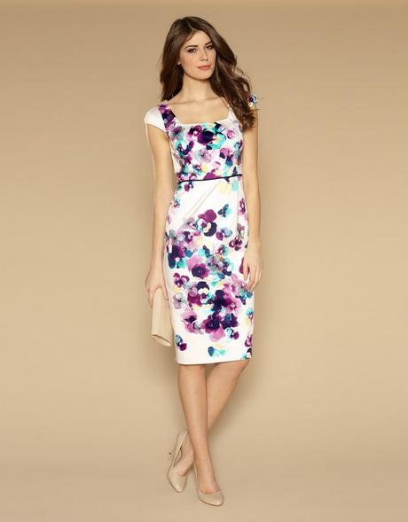 Floral Dresses For Wedding Guests