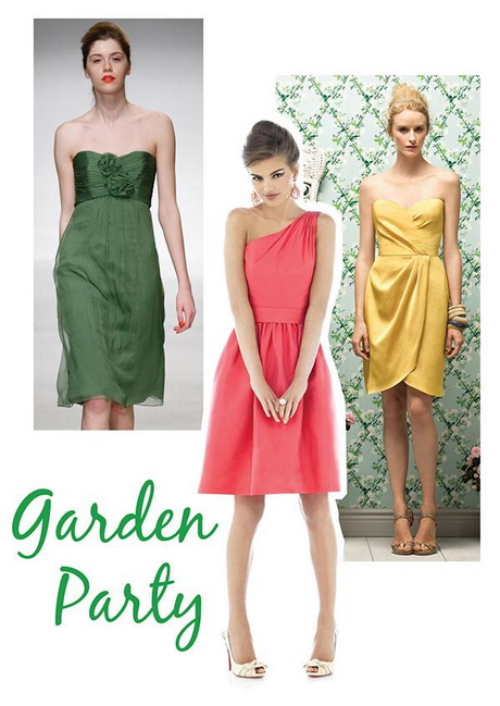 Garden wedding dresses guest for Garden wedding dresses guest