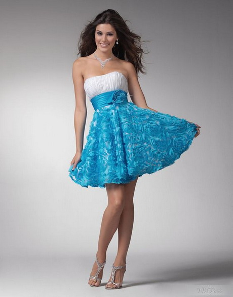 Junior Party Evening Dresses 3