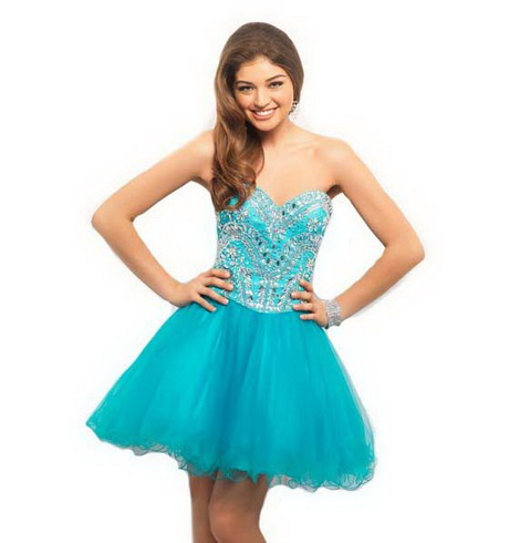 Short Junior Formal Dresses