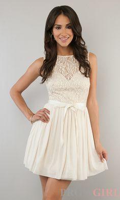 Short Short Dresses for Juniors