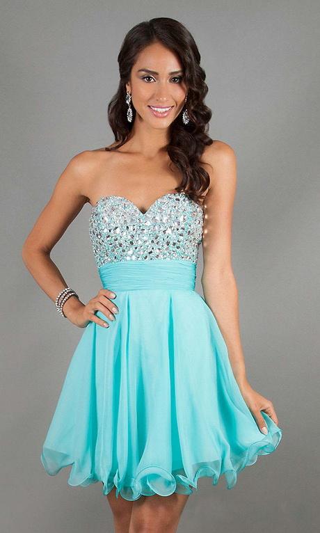 Short Prom Dresses For Juniors
