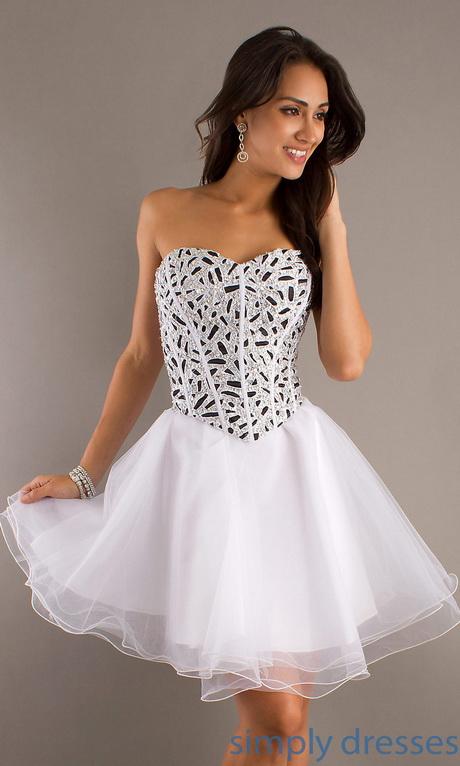 Short Snowball Dresses