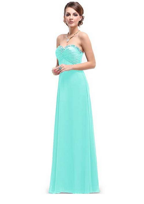 Simple cute prom dresses