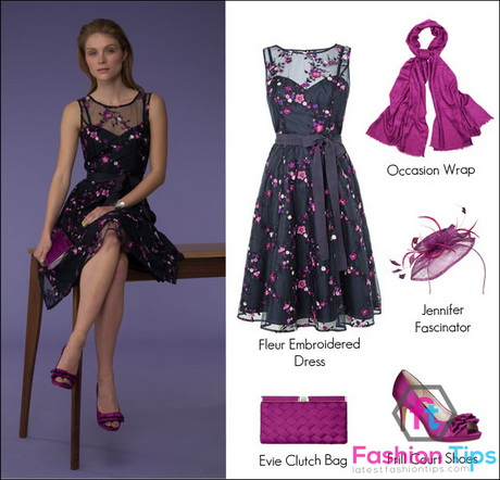 Wedding evening guest dresses for Afternoon wedding guest dresses