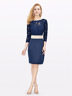 Wedding Guest Dresses With Sleeves