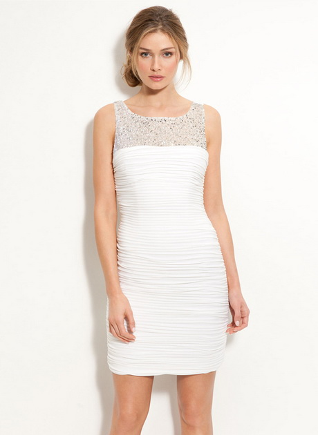 Wedding party guest dresses for White dresses for wedding guests