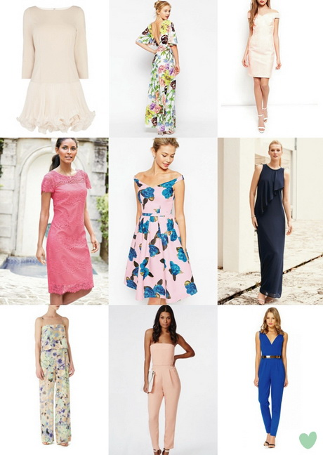 Wedding Reception Guest Dresses