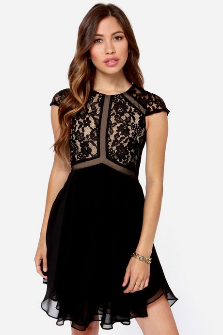 Zalalus Womens Cocktail Dress High Neck Lace Dresses for