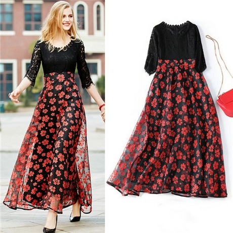 Long Frocks For Adults