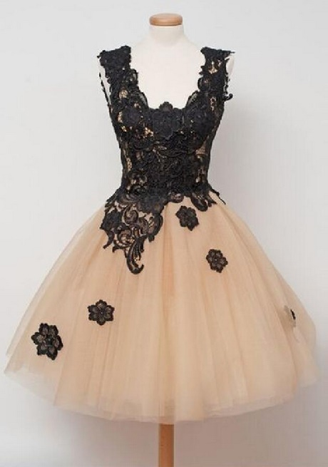 Homecoming Dresses Black And White 103
