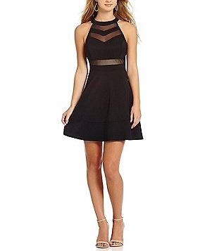 Cute Black Homecoming Dresses