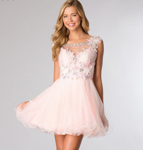 Cute simple dresses for homecoming