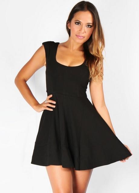 Little Black Dress Skater