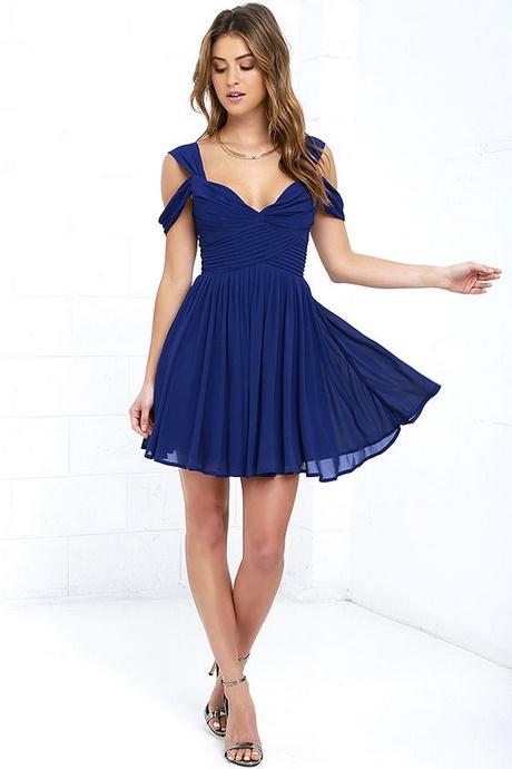 Puffy Skater Dress
