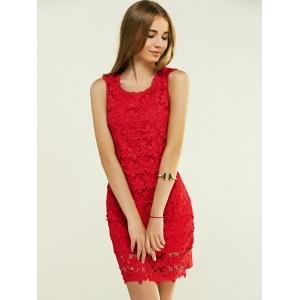 82dbc14a9e Simple Red Pleated Satin Mini Homecoming Dresses High School V Neck Tank  Sleeveless Short Prom Dresses