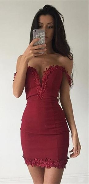 Tight Fit Homecoming Dresses