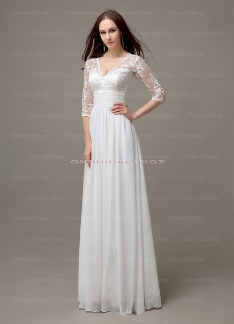 White Long Homecoming Dresses