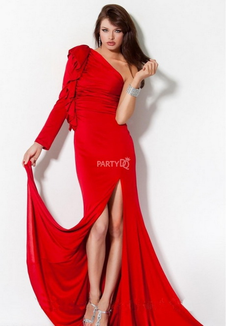 Christmas party dresses with sleeves