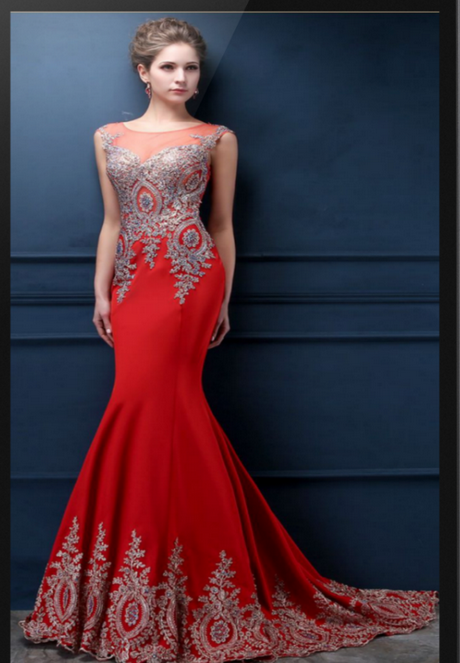 Evening Gown Styles