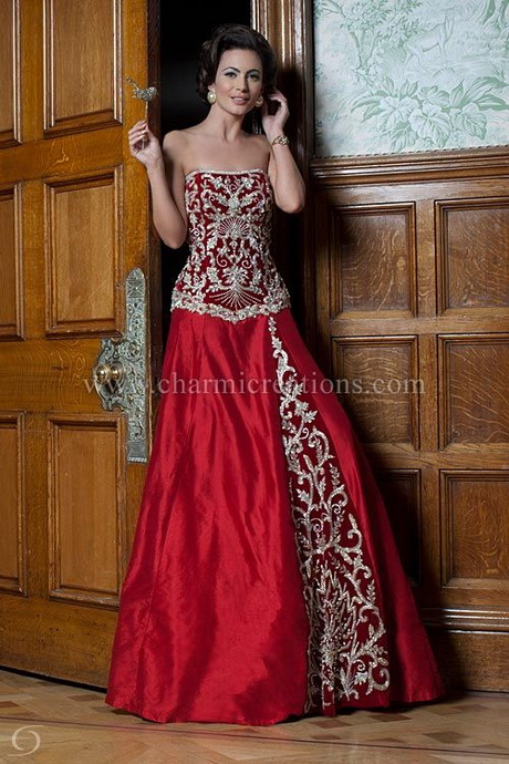 Evening Gowns For Brides