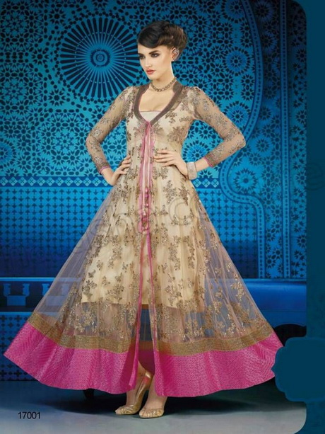 Latest Party Wear Dresses Images 26