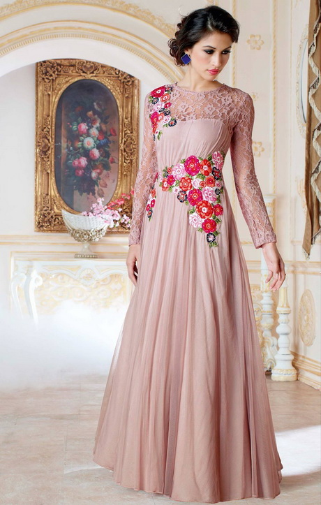 Latest Party Wear Gowns