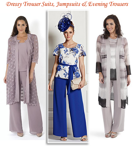 Trouser Suits For Special Occasions