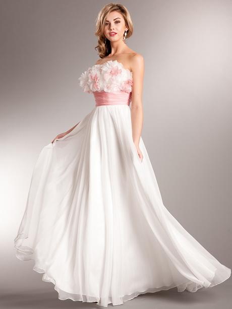 White occasion dress