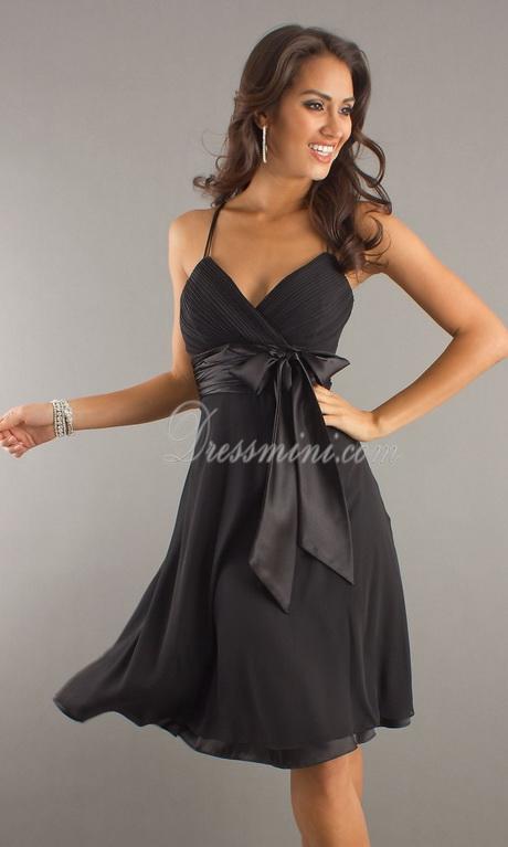 Black Party Dresses For Juniors