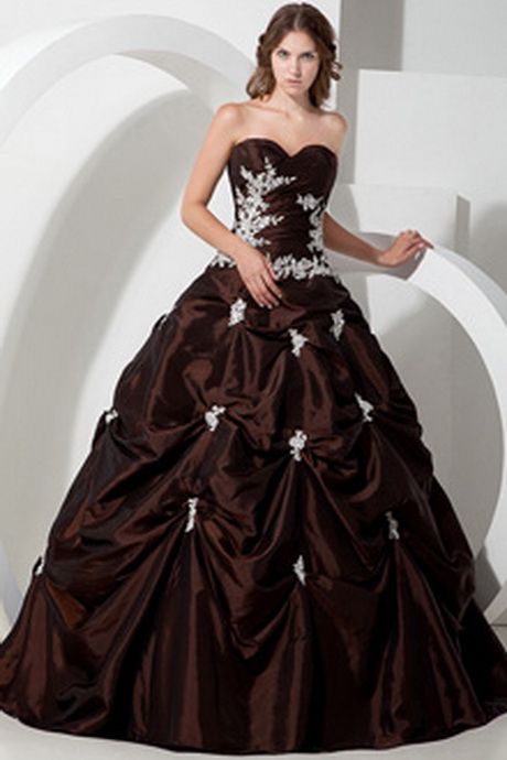 Chocolate Brown Formal Dresses