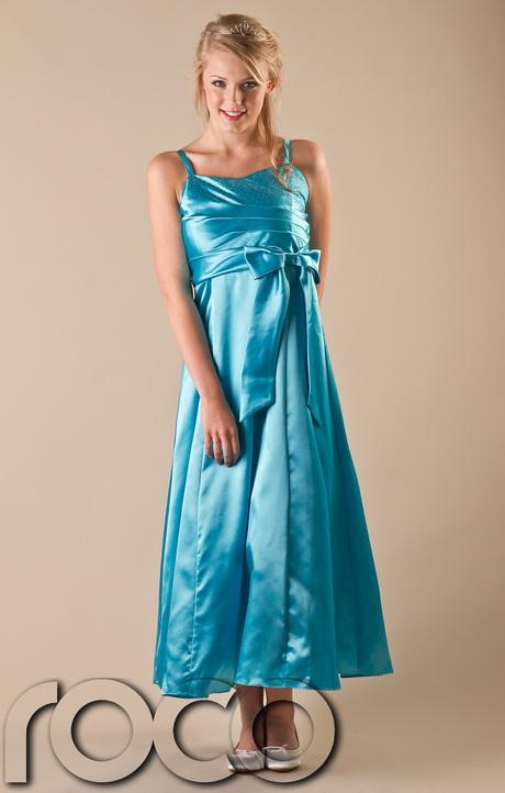 Formal Dresses For Teenage Girls