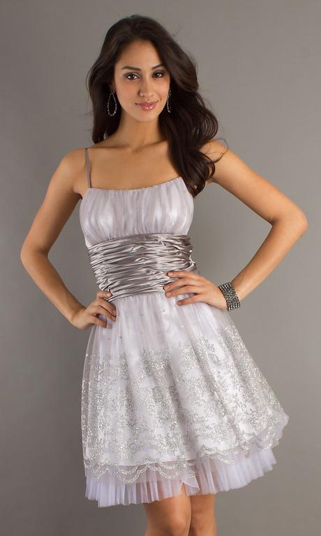 Juniors White Dresses