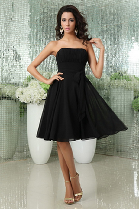 short black wedding dresses black bridesmaid dresses cheap wedding dresses 7344