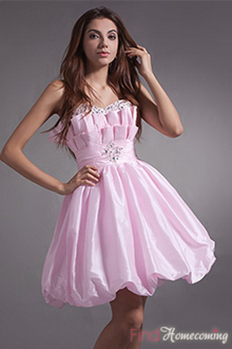 Short Poofy Party Dresses