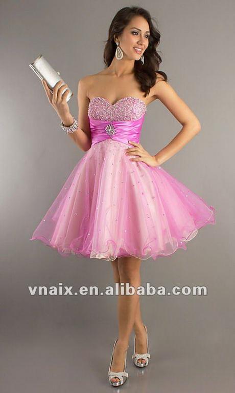 Short Puffy Prom Dresses
