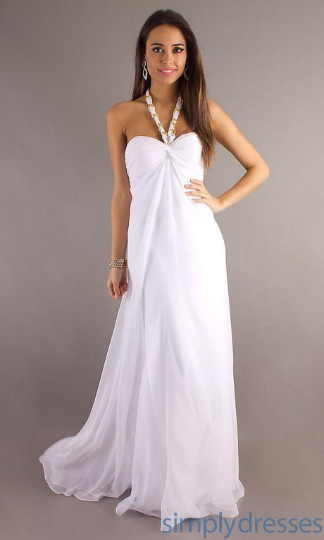 White Formal Dresses Under 100