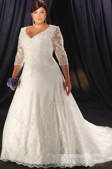 Wedding Dresses For Very Fat Women
