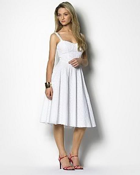 Womens White Sundresses