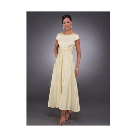 Tea Length Mother Of The Groom Dresses For Fall