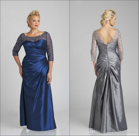 Wedding dresses for the mother of the groom
