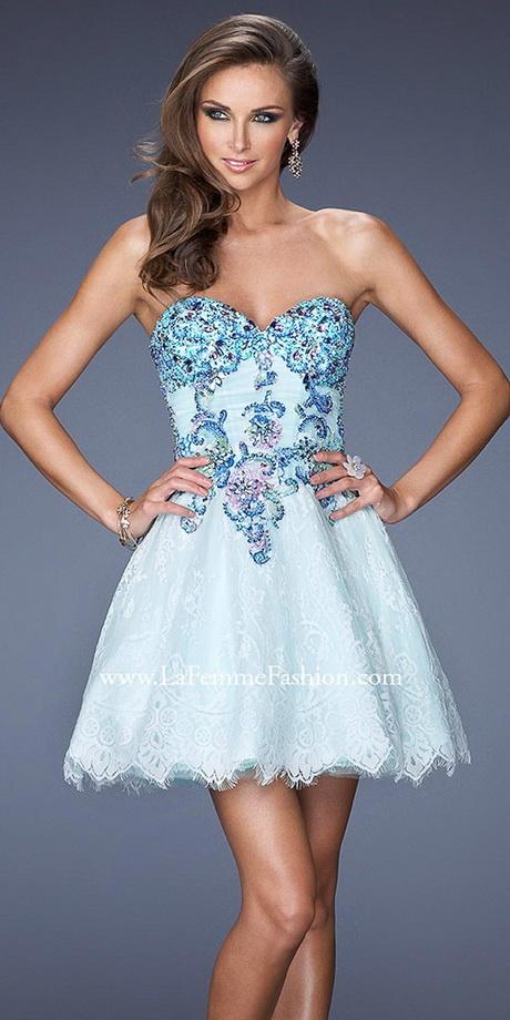 Winter formal short dresses