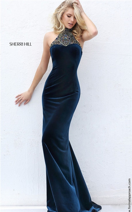 Long fitted prom dresses 2017