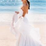 Casual beach wedding dresses-120